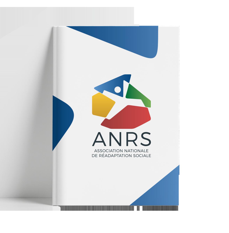 Création de l'identité graphique de l'ANRS